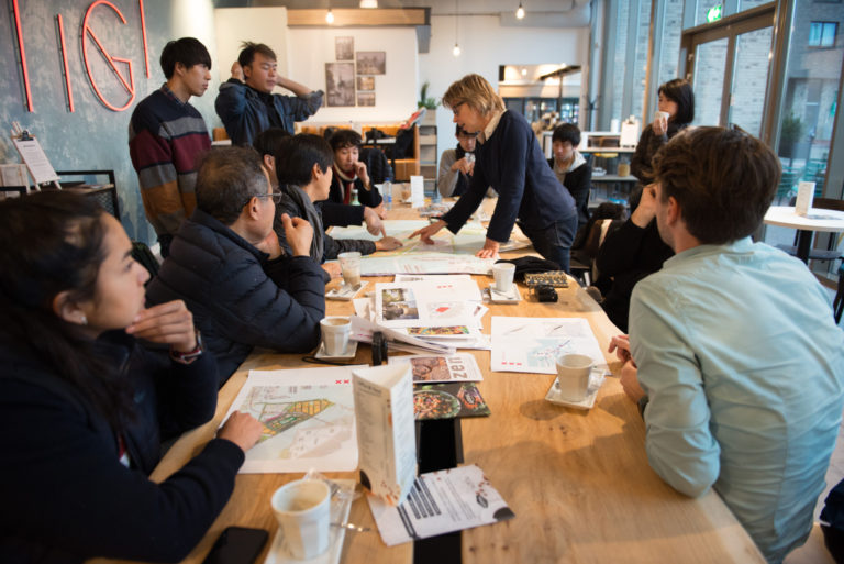 Amsterdam workshop IAUD Meiji University