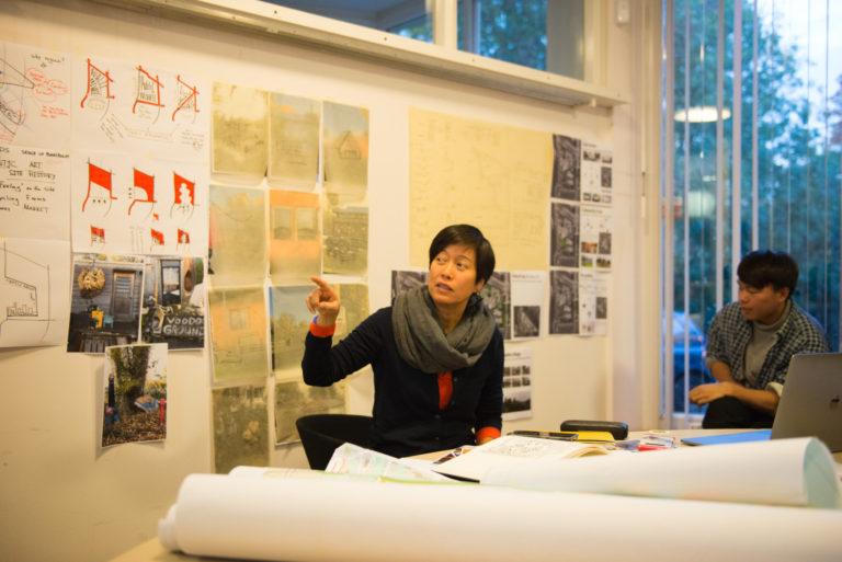 Amsterdam workshop IAUD