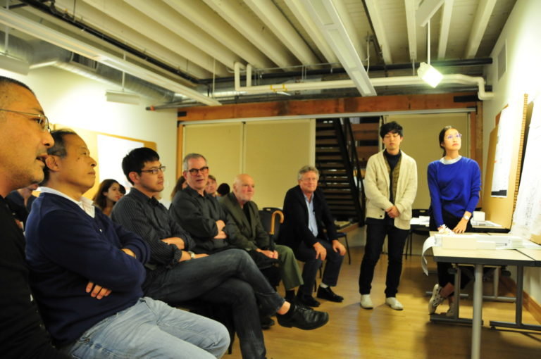 IAUD Portland Workshop