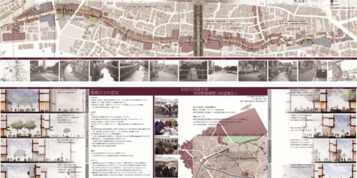Transition of Physical and Social Environments of Onden Neighborhood in Harajyuku-Jingumae in the period between Tokyo Olympics in 1964 and 2020 by Hiroyuki Sasaki