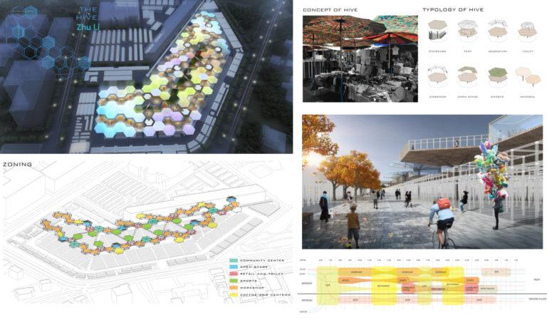 Zhu Li Chatuchak Bangkok 2019 I-AUD Davisi Boontharm Market design