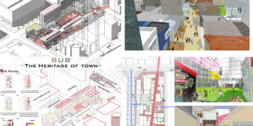 Tokyo 2040: Toward More Livable, Sustainable and Healthier Future - Nakano Station North -